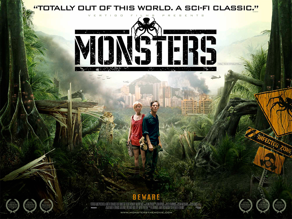 Gareth Edwards' Sci-Fi Feature 'Monsters' Being Adapted As Television Series