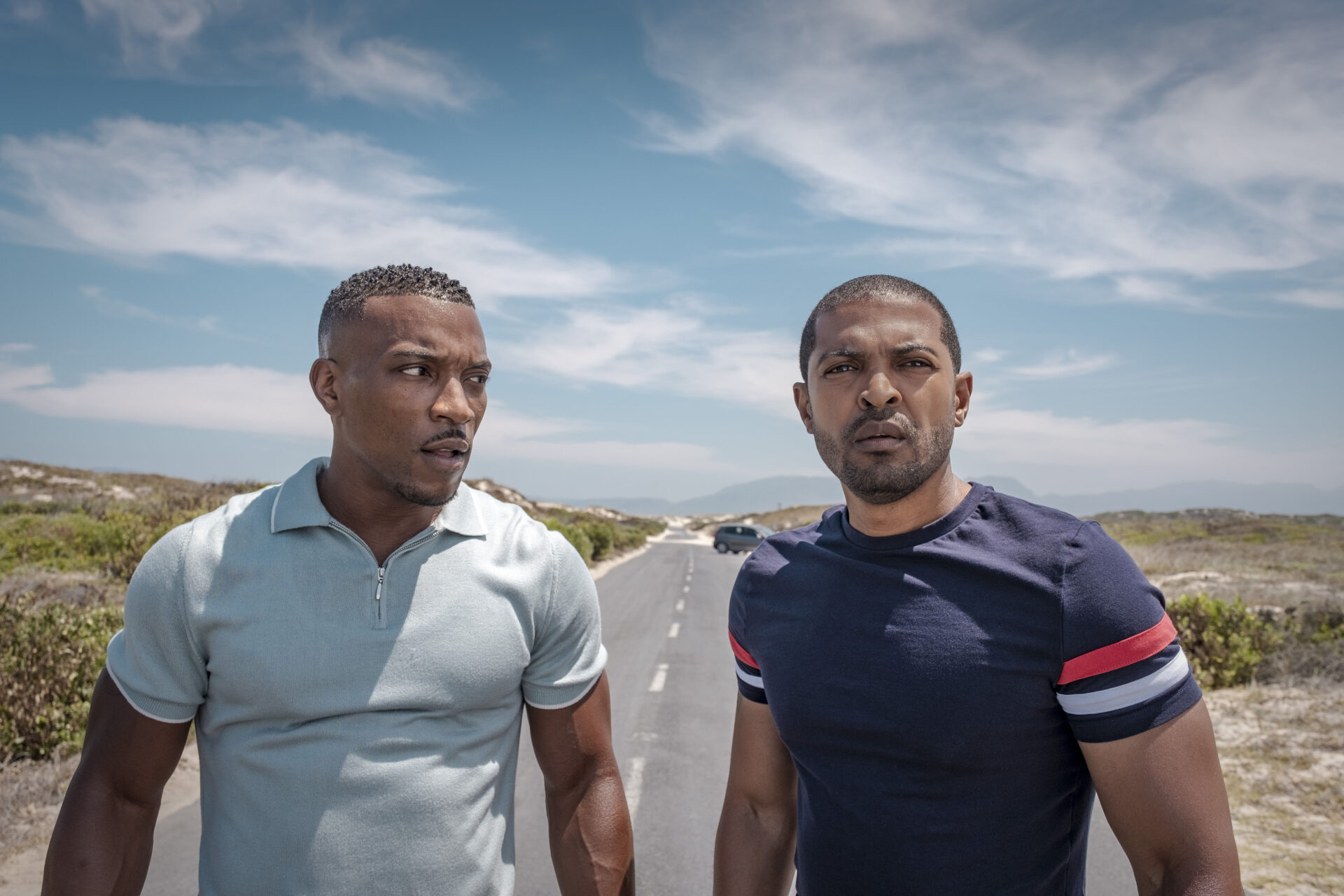 Noel Clarke and Ashley Walters return in Bulletproof: South Africa